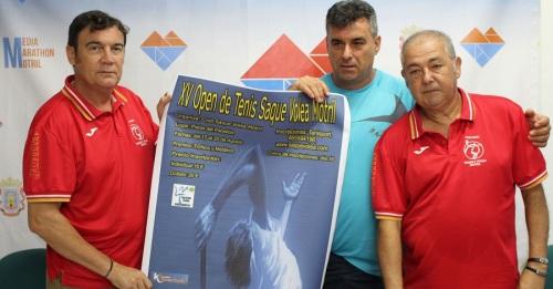 XV edición del 'Open de Tenis Saque Volea Motril_