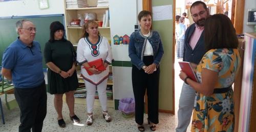 85.000 alumnas y alumnos granadinos vuelven hoy a las aulas de Infantil, Primaria y Educación Especial