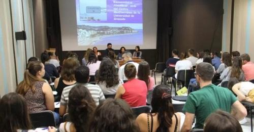 Almuñécar acoge un curso de Óptica y Oftalmología promovido por la UGR