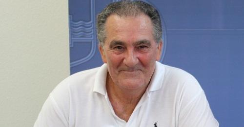 Antonio Escámez, teniente alcalde en el Ayto. de Motril