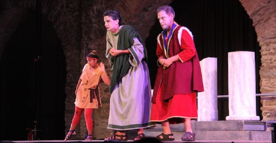 Balbo Teatro abrió el IX Festival de Teatro Grecolatino 'Sexi Firmum Iulium'