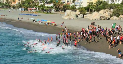 Cano Cuevas y Salinas Puertas ganaron el II Triatlón Cros Sexitano #387 (2)