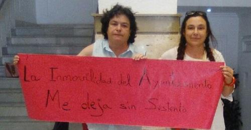 Comunicado de Podemos sobre la situación de la taxista Mª Soledad Bueno