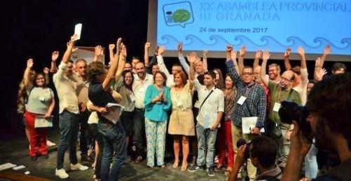 Consejo Provincial de IU Granada (2)
