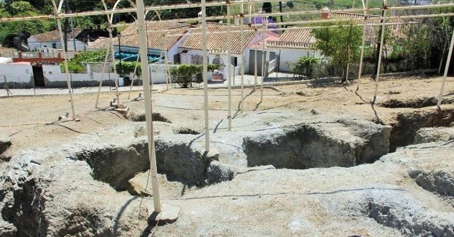 Cultura prepara los expedientes para la incoación como BIC de los yacimientos de Montevelilla y Puente de Noy