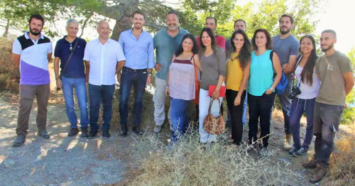 Descubierta en Monte Velilla la tercera necrópolis fenicia de Almuñécar (2)