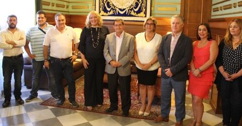 Diputación aportará 80.000 euros para el arreglo de la carretera de Los Tablones