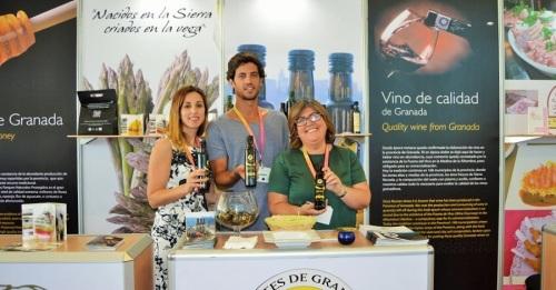 Diputación de Granada abandera la promoción de productos 'Sabor Granada' en 'Andalucía Sabor'