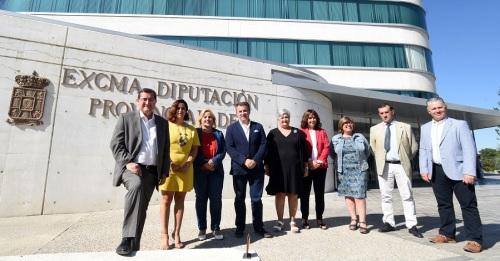 Diputación prevé para este año una inversión de más de 23 millones de euros en los municipios