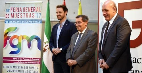 Diputación promocionará el sector agroalimentario y el turismo en la Feria General de Muestras