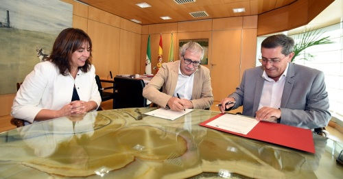 Diputación y EASP fomentarán el envejecimiento activo en la provincia