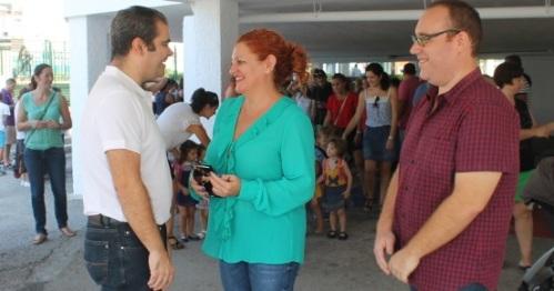El Ayuntamiento trabaja en el arreglo de los centros educativos de la Villa