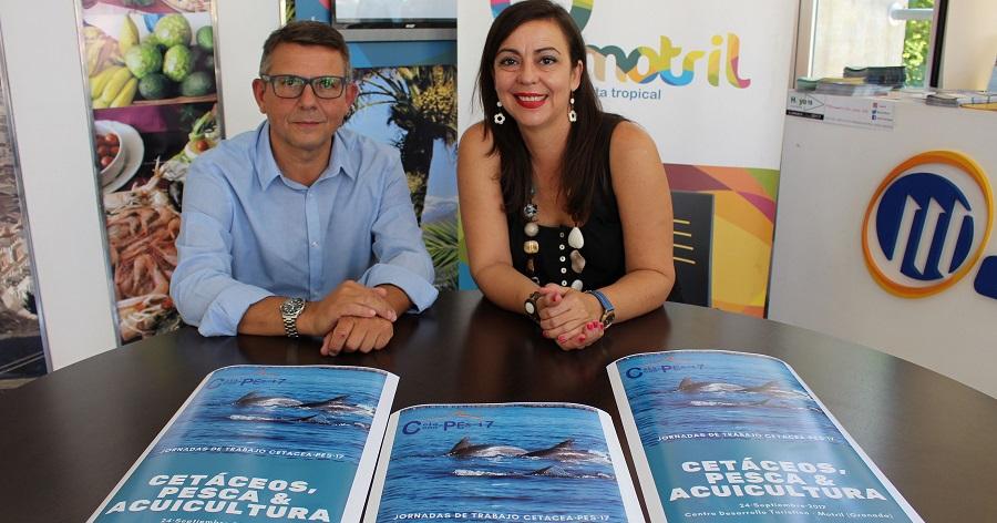 El Centro de Desarrollo Turístico acoge este domingo las jornadas de trabajo 'Cetáceos, Pesca y Acuicultura_
