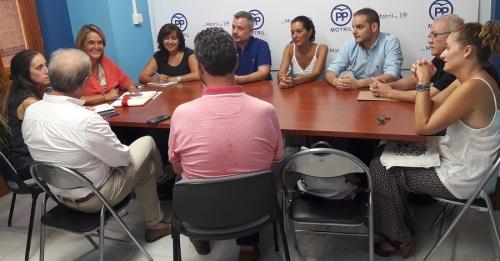 El PP de Motril felicita a la Agrupación de Cofradías por su 50 aniversario