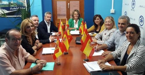 El PP de Motril prepara el Pleno de septiembre de 2017
