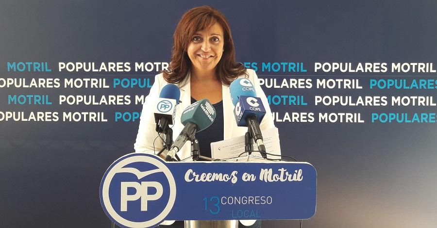 El PP propone un plan integral de actuación en la zona de la playa de Motril