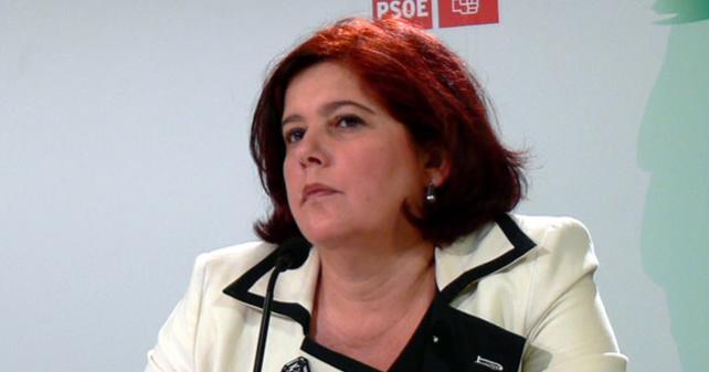 Elvira Ramón, diputada del PSOE por Granada en el Congreso de los Diputados