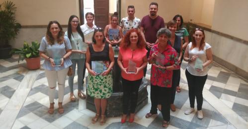 Entrega de diplomas del I Curso de Expertos en la Costa Tropical