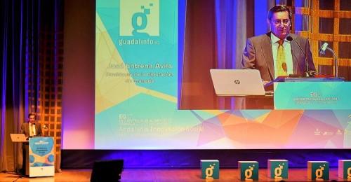 Entrena destaca la importancia de la red Guadalinfo para el desarrollo y el progreso de los municipios