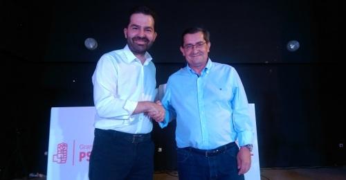 Entrena y López exponen su proyecto político a cuatro días de las primarias