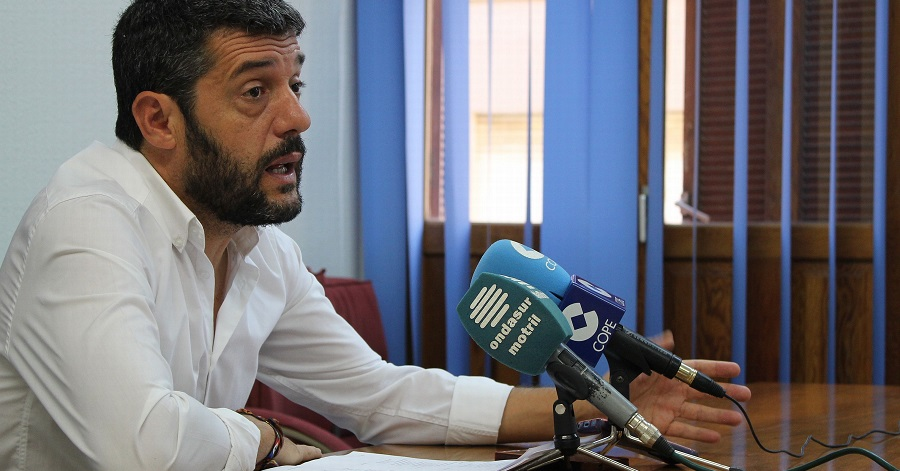 Francisco Sánchez-Cantalejo presenta el borrador de presupuestos de 2018
