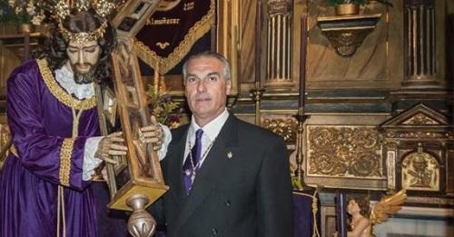 Guillermo Montes único candidato a la elección de Hermano Mayor del Nazareno