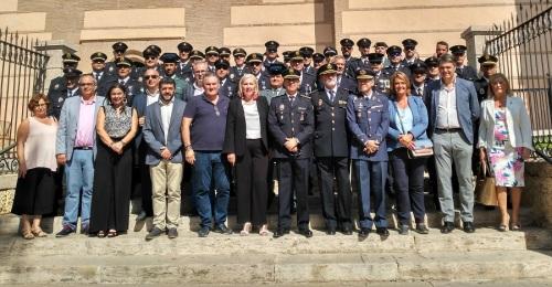 La Policía Local de Motril celebra a su Patrón, San Miguel, con diversos actos