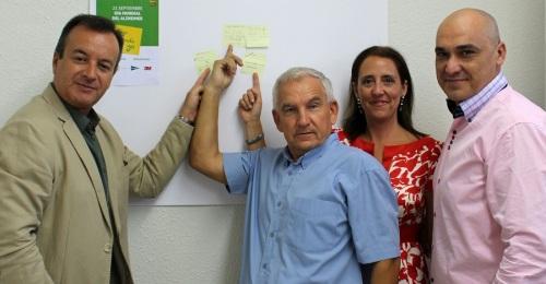 Motril se suma a los actos con motivo del Día Mundial del Alzheimer