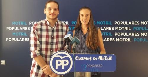 Motril_Nuevas Generaciones pide a Almón iniciativas en materia turística