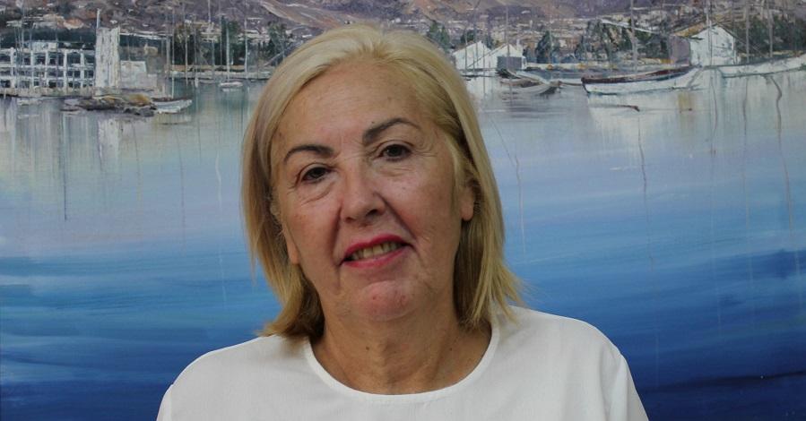 Motril_Teniente de alcalde responsablde de Formación y Empleo, María Ángeles Escámez