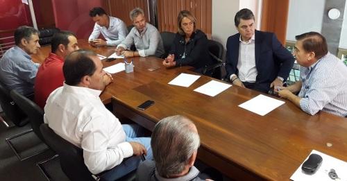 PP y Cámara de Comercio se reúnen para tratar temas de interés para Motril