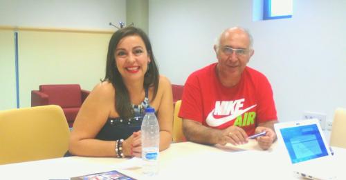Reunión de trabajo del GAPL y la Cofradía de Motril (2)