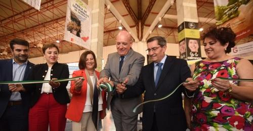 'Sabor Granada' y la candidatura de Geoparque, protagonistas del espacio de Diputación en la Feria de Muestras 2017