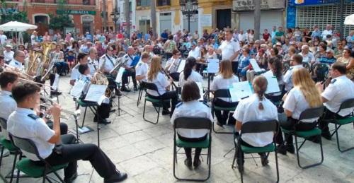 Concierto de inicio de temporada de la Banda de Música de Almuñécar