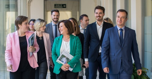 Depuración de aguas, salud y servicios sociales, prioridades de los presupuestos de la Junta para Granada