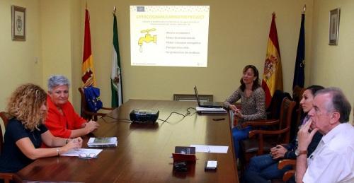 Diputación promueve el primer proyecto provincial para la mejora del agua destinada al consumo