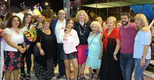 El barrio de Capuchinos inicia sus fiestas en honor a su Patrona, la Divina Pastora