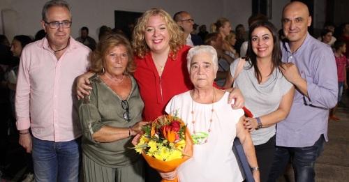 El barrio de Las Angustias inicia sus fiestas con gran éxito de público