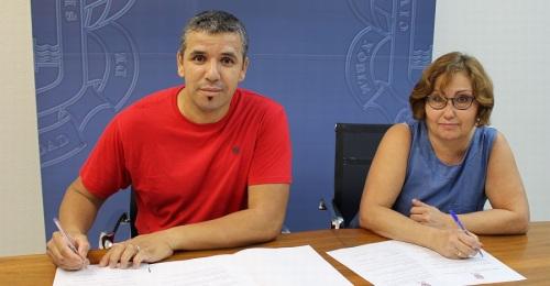 El área de Educación y DARNA renuevan el acuerdo para impartir clases gratuitas de español y árabe