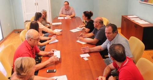 El Consejo Escolar de Salobreña celebra una reunión extraordinaria
