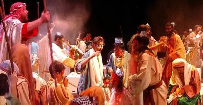 El grupo ARAL presenta este sábado en Almuñécar el musical Teresa de Jesús