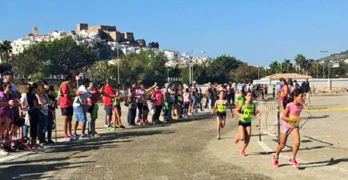 El II Cros Escolar de Salobreña congrega a más de medio millar de corredores de todas las edades (2)