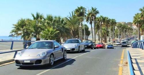 El IV Meeting Porsche Classic Granada 2017 llegó este domingo a Almuñécar (2)
