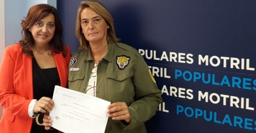 """El PP califica de """"gran fraude a los motrileños"""" la urbanización del polígono industrial del puerto"""
