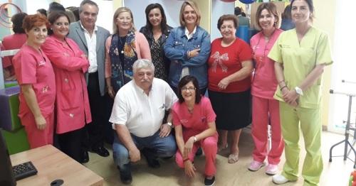 El PP visita el Centro de Atención Temprana de Motril y valora su encomiable labor social