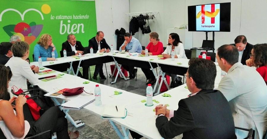 HORTIESPAÑA presenta en Motril su campaña Cultivos de Invernadero (2)