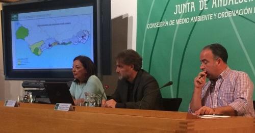 José Fiscal incide en que ninguna comarca andaluza cuenta aún con una declaración de sequía