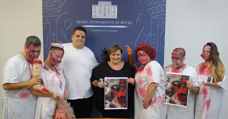 La Casa del Terror centra las celebraciones de Halloween en el Varadero