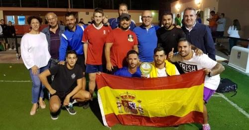 La Cofradía de 'Los Gitanos' gana el VII Mundialito Cofrade de Almuñécar