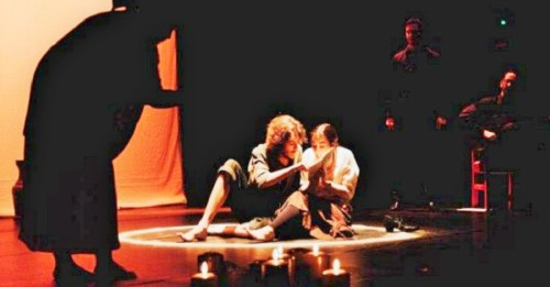 La Fundación José Martín Recuerda estrena en Salobreña 'La Gitanica Rosa' (2)